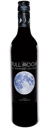 2019 Full Moon Red